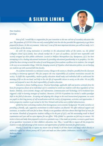 GCS Prospectus 2078 (2021) - Pg 2